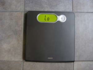 My scale is a (flattering) liar